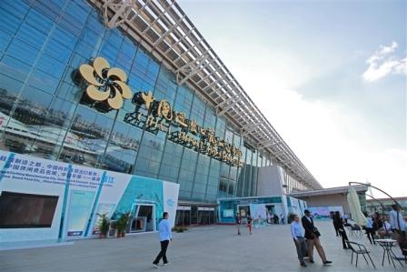 Кантонская выставка в Гуанчжоу, весна - осень 2018